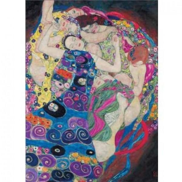Młode dziewice, Klimt - Sklep Art Puzzle