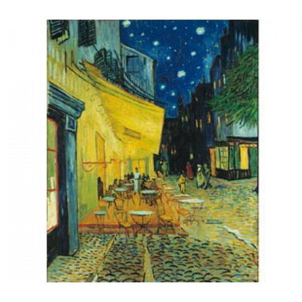 Nocna kafejka, Van Gogh - Sklep Art Puzzle