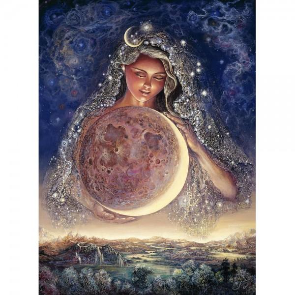 Bogini księżyca (2000el.) - Sklep Art Puzzle