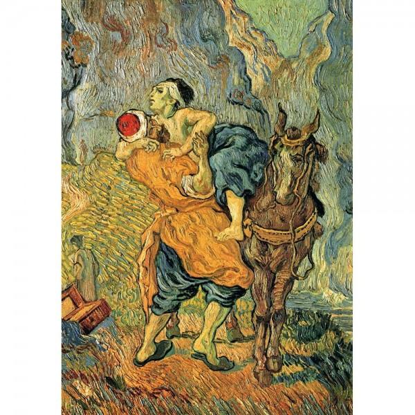 Dobry Samarytanin, Van Gogh - Sklep Art Puzzle