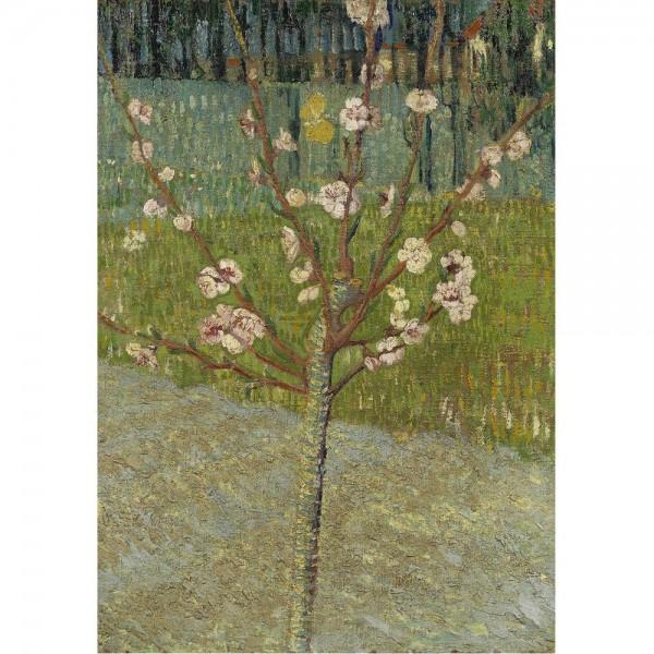 Drzewo migdałowca, Van Gogh - Sklep Art Puzzle