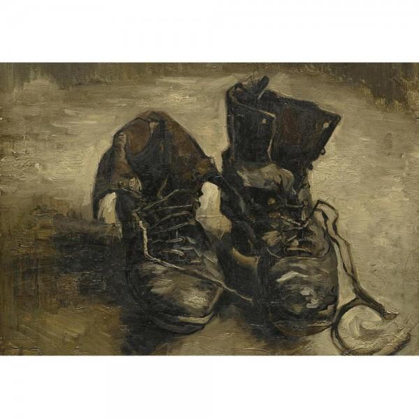 Buty, Van Gogh - Sklep Art Puzzle