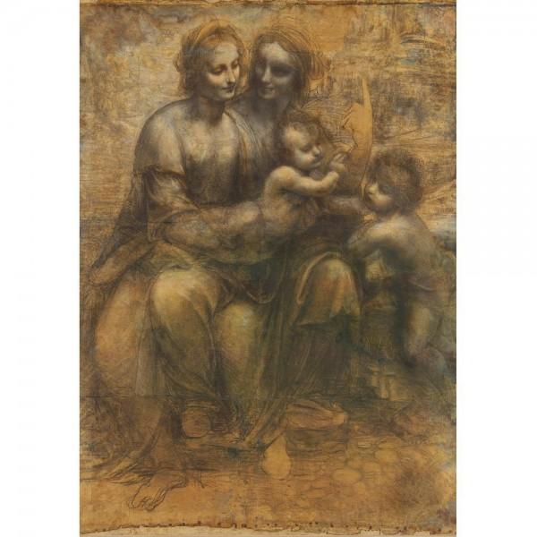 Św.Anna, Da Vinci - Sklep Art Puzzle