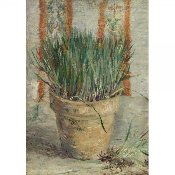 Doniczka, Van Gogh - Sklep Art Puzzle