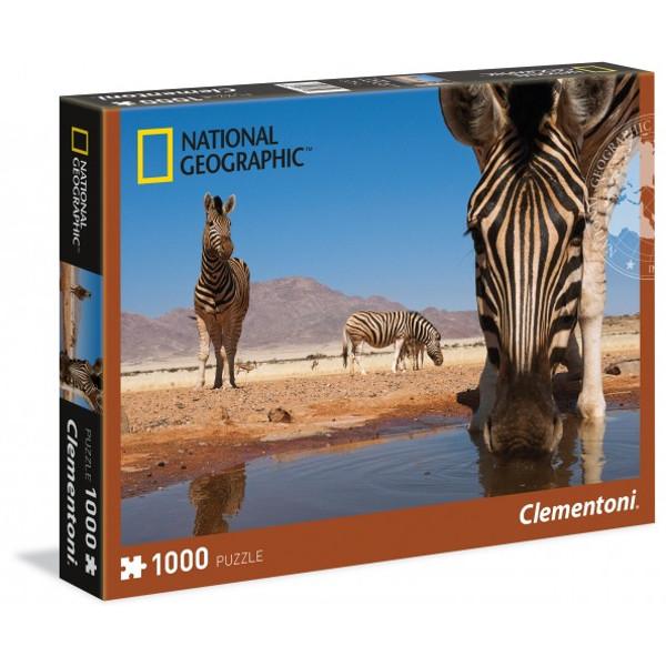 National Geographic, Zebry - Sklep Art Puzzle