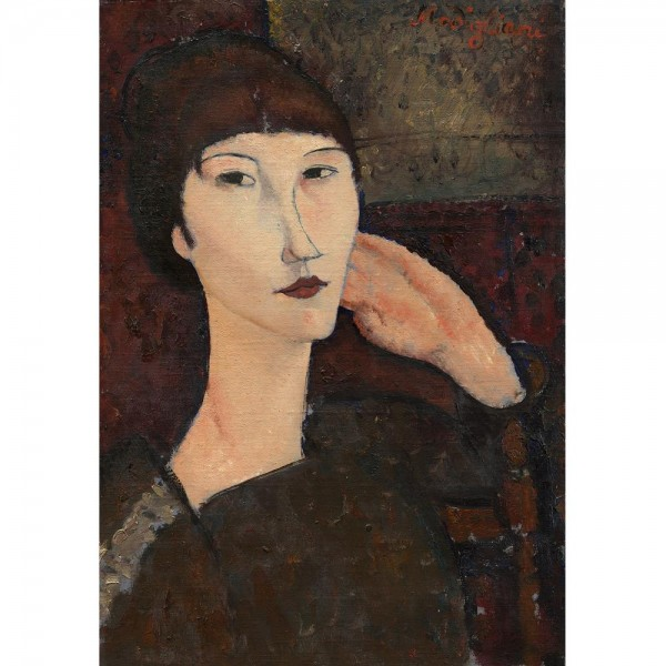 Adrienne , Modigliani - Sklep Art Puzzle