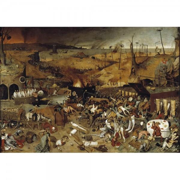 Triumf  śmierci, Breughel - Sklep Art Puzzle