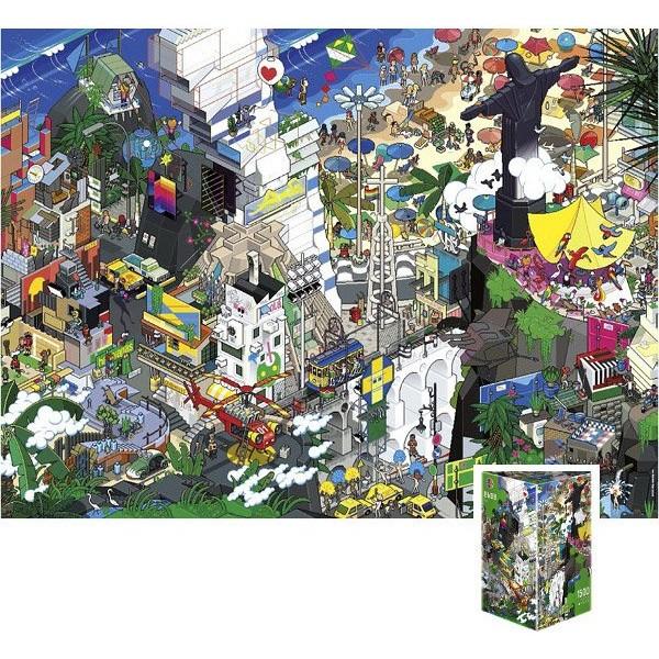 Rio ( Puzzle+plakat) - Sklep Art Puzzle