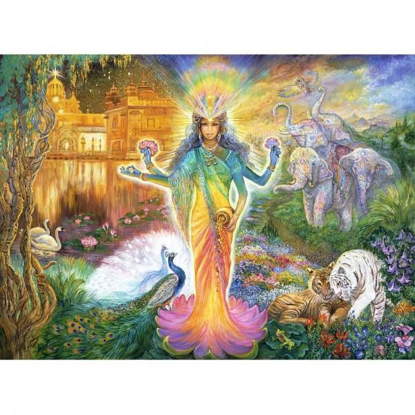 Lakshmi (2000el.) - Sklep Art Puzzle