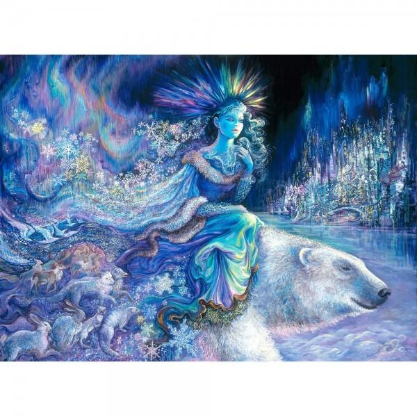 Królowa zimy ( 2000el.) - Sklep Art Puzzle