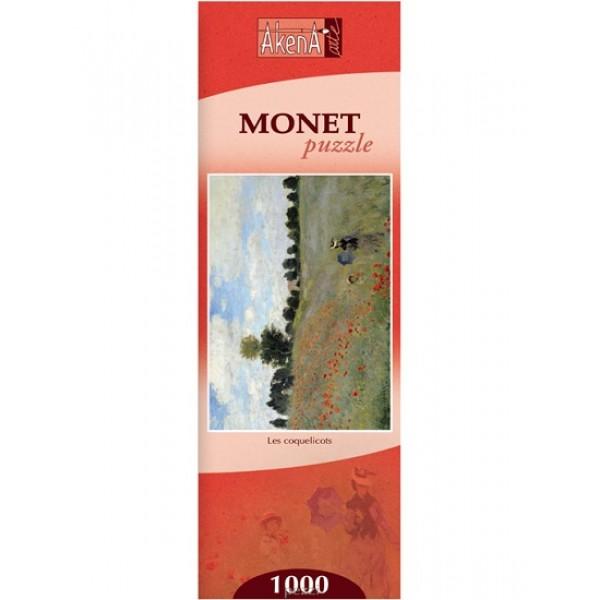 Maki, Monet - Sklep Art Puzzle