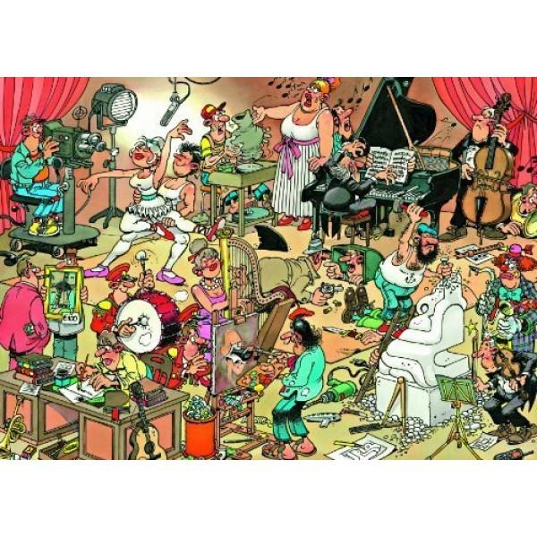 Artyści - Sklep Art Puzzle