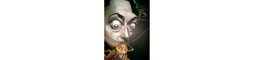 Dali Salvador - Sklep Art Puzzle