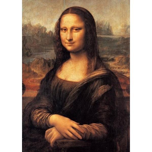 Mona Lisa, Da Vinci - Sklep Art Puzzle