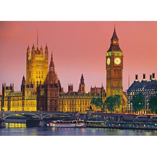Londyn - Sklep Art Puzzle