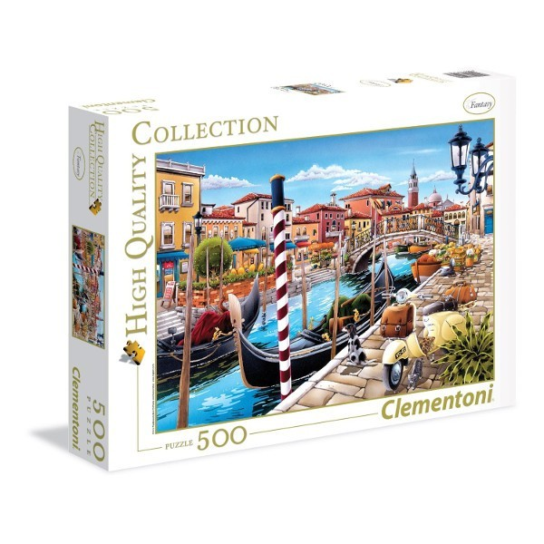 Wenecja - Sklep Art Puzzle