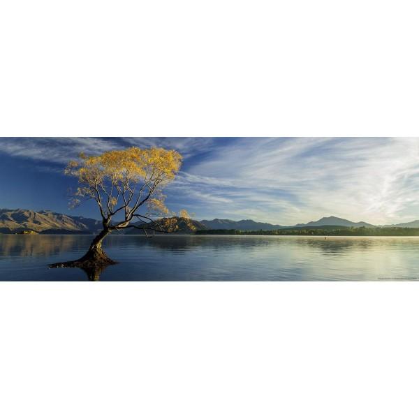 Jezioro Wanaka, Samotne drzewo - Sklep Art Puzzle