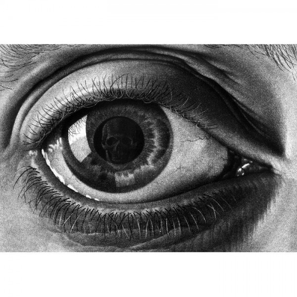M.C.Escher-13 - Sklep Art Puzzle