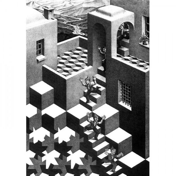 M.C.Escher-5 - Sklep Art Puzzle
