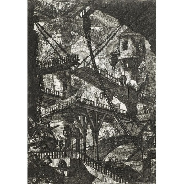 M.C.Escher 2 - Sklep Art Puzzle
