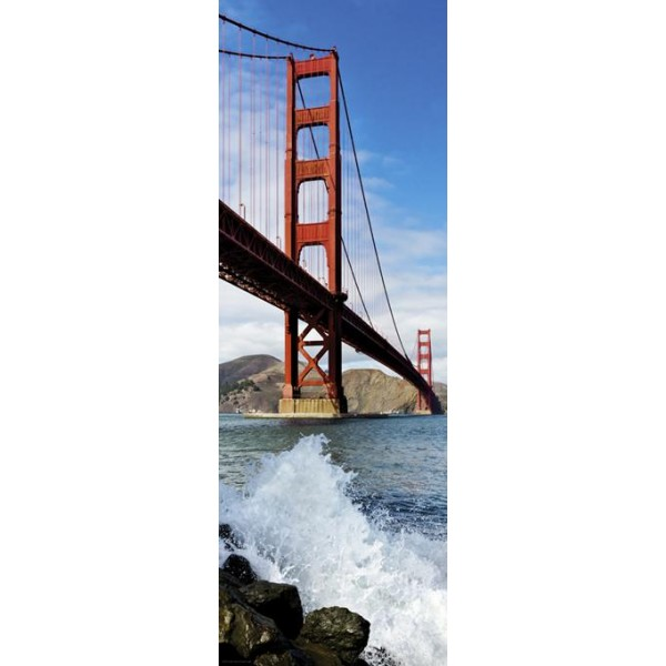 San Francisco , Most Golden Gate - Sklep Art Puzzle