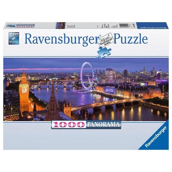 Londyn nocą - Sklep Art Puzzle