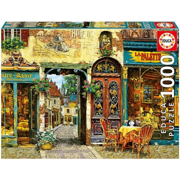 La palette, Shaviko - Sklep Art Puzzle