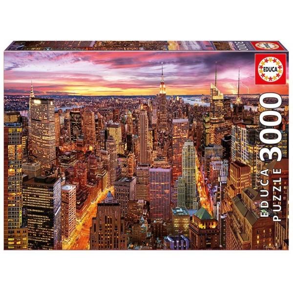 Nowy York, Manhattan - Sklep Art Puzzle