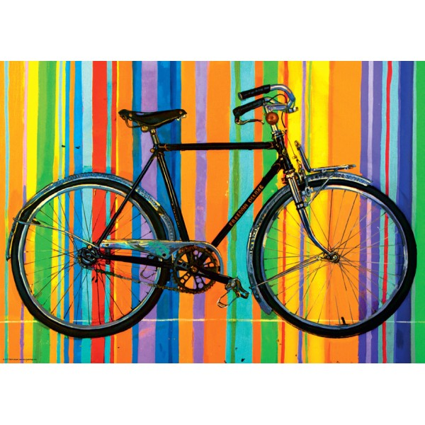 Bike art, Freedom de Luxe - Sklep Art Puzzle