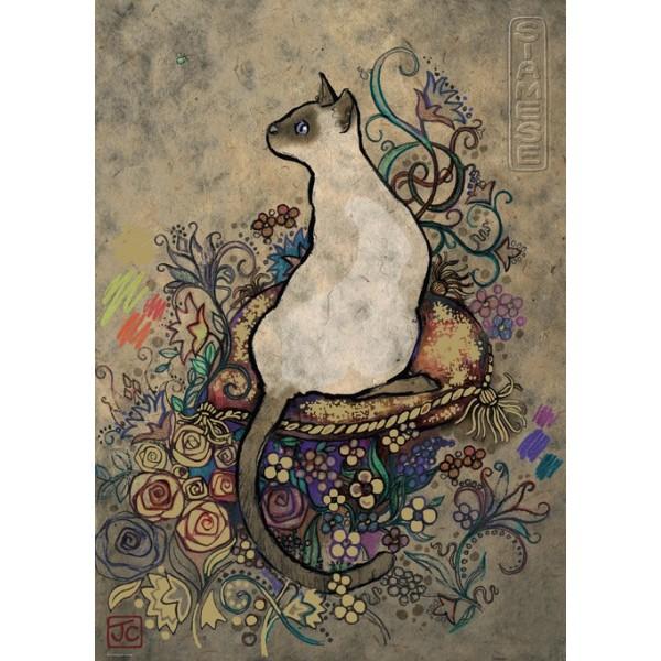 Cats, Kot syjamski - Sklep Art Puzzle