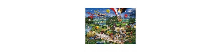 Mike Jupp - Sklep Art Puzzle