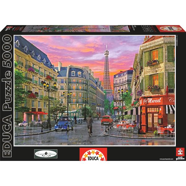 Po prostu Paryż - Sklep Art Puzzle