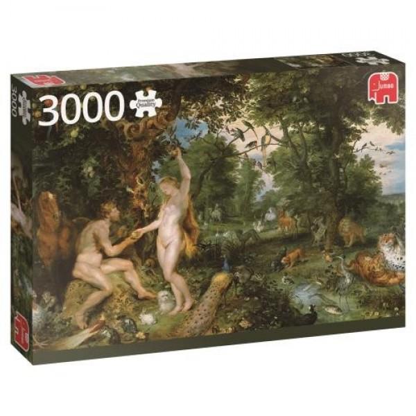 Rubens, Ogród w Edenie - Sklep Art Puzzle
