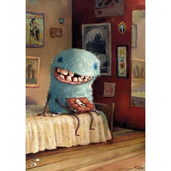 Zozoville, Ząb mleczny - Sklep Art Puzzle