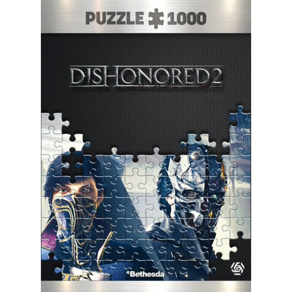 Dishonored Throne (1000el.) - Sklep Art Puzzle
