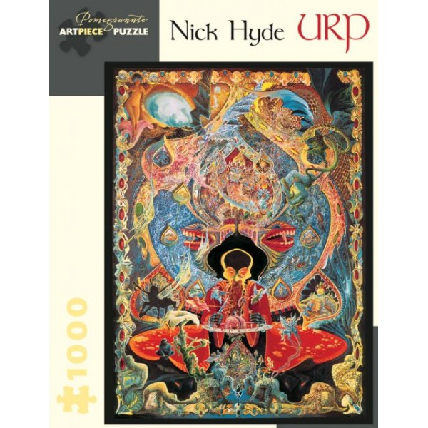 Urp, Nick Hyde - Sklep Art Puzzle