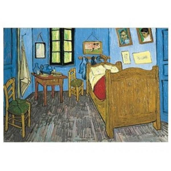 Pokój artysty, Vincent van Gogh (1000el.) - Sklep Art Puzzle
