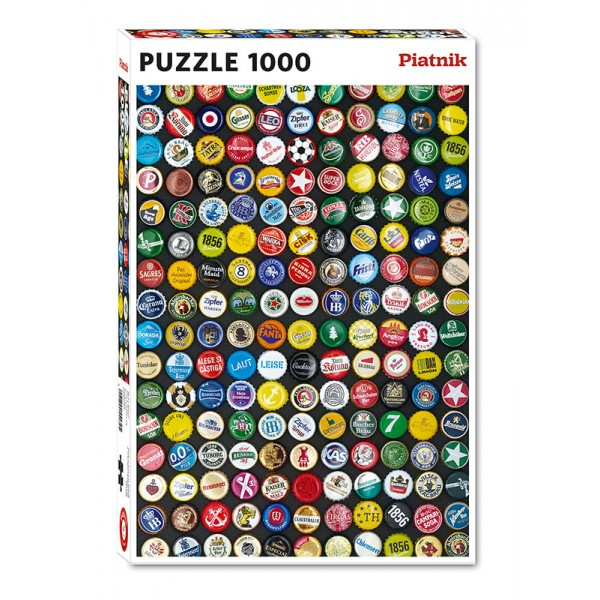 Kapsle (1000el.) - Sklep Art Puzzle