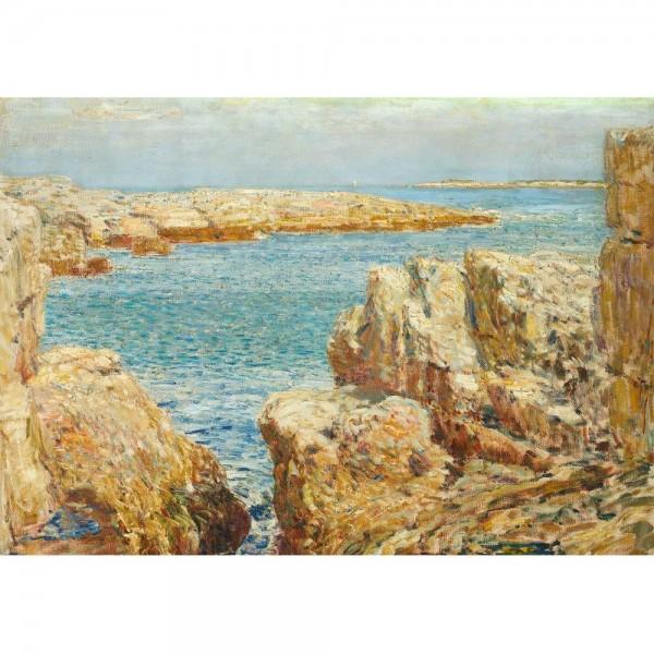 Wybrzeże, Hassam - Sklep Art Puzzle