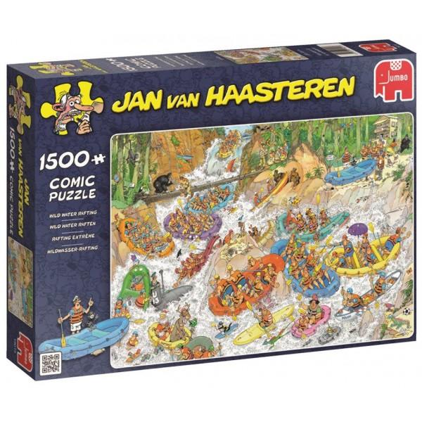 Ekstremalny spływ kajakowy , JvH (1500el.) - Sklep Art Puzzle