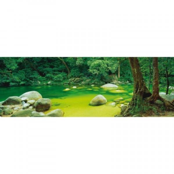 Mossman Gorge- Queensland, Australia (1000el.) - Sklep Art Puzzle