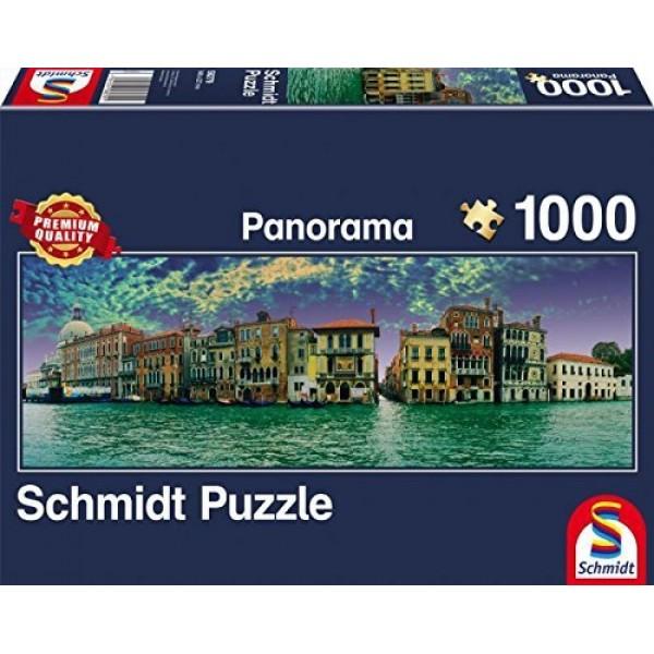 Widok na Wenecję, Włochy (1000el.) - Sklep Art Puzzle