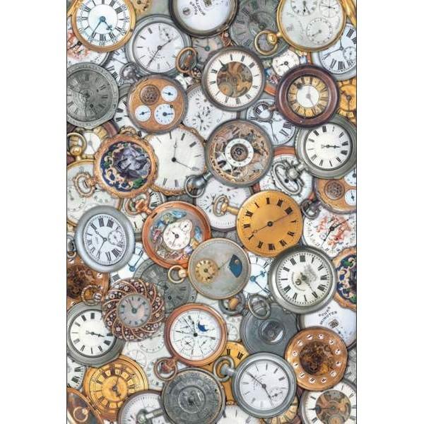 Zegary (1000el.) - Sklep Art Puzzle