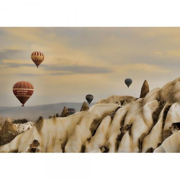 Kapadocja, Turcja (HD) - Sklep Art Puzzle