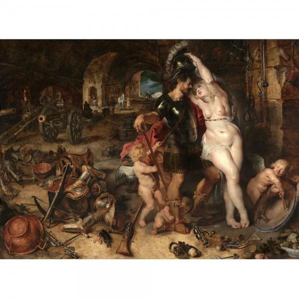 Powrót z wojny, Rubens (2000el.) - Sklep Art Puzzle