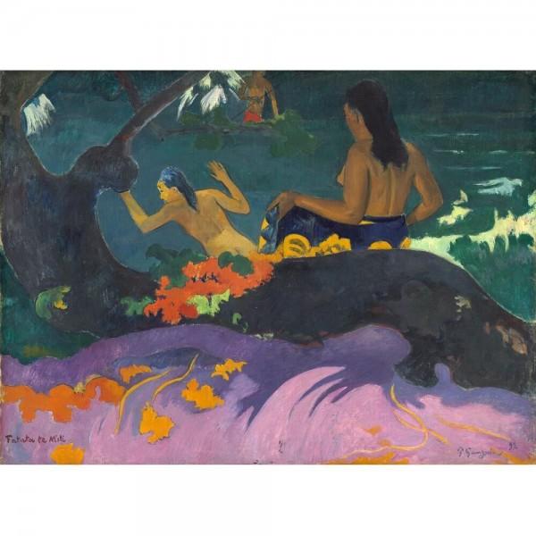 Fatata te Miti, Gauguin (2000el.) - Sklep Art Puzzle