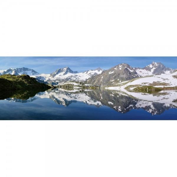 Jezioro w górach, 2000el. (HD) - Sklep Art Puzzle