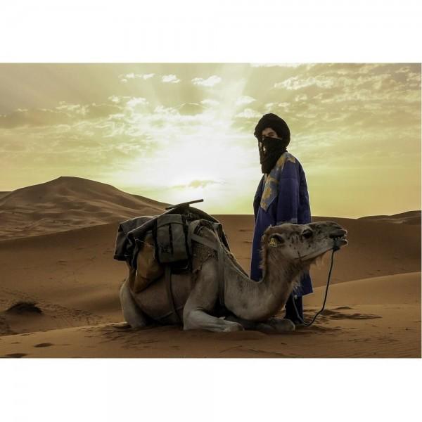 Odpoczynek na pustyni (HD) - Sklep Art Puzzle