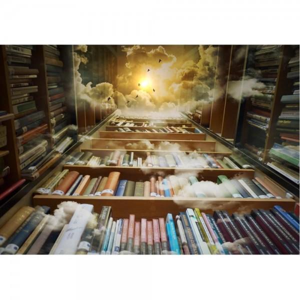 Biblioteka (HD) - Sklep Art Puzzle