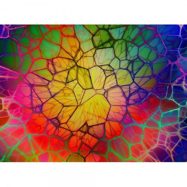 Abstrakcyjne trójkaty i kwadraty, 2000el.(HD) - Sklep Art Puzzle